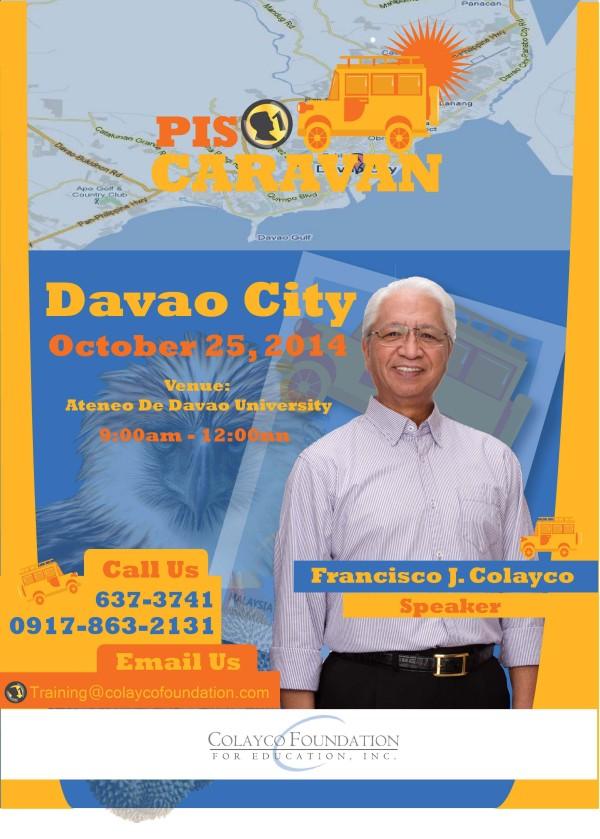 Piso Caravan Davao