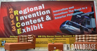 Regional Invention Contest and Exhibit at SM City Davao The Annex