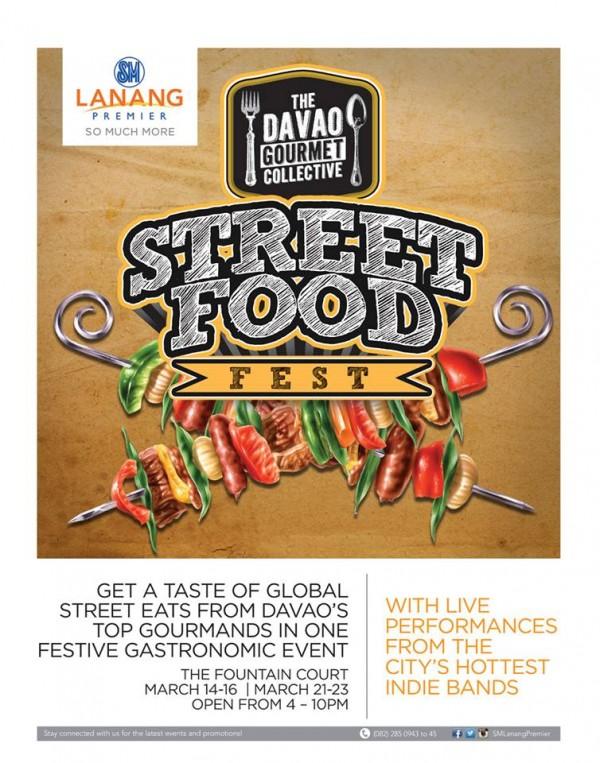 SM Lanang Davao Gourmet Collective