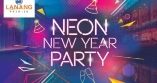 SM Lanang Neon New Year Party