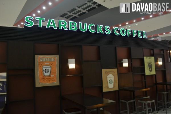 Starbucks Davao