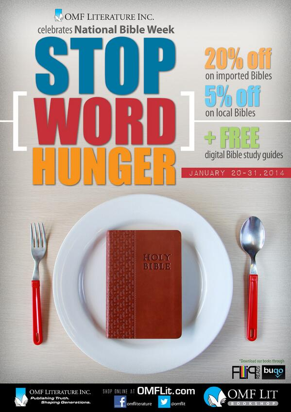 Stop Word Hunger