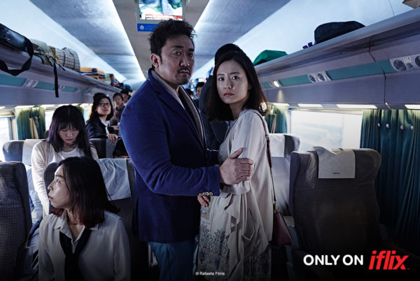 Catch Train To Busan on iflix
