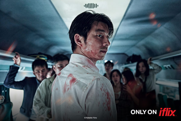 train to busan exclusive on iflix