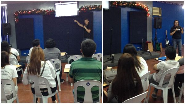 Blog Talk by DavaoBase in Tagum
