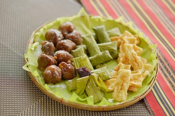 Tausug Trio Dessert Pakikambing Wadjet Makdurian Kukos