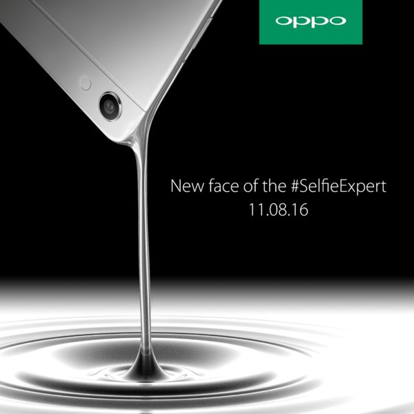 new face of OPPO selfie expert smartphone