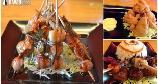 Tori Grill Davao food