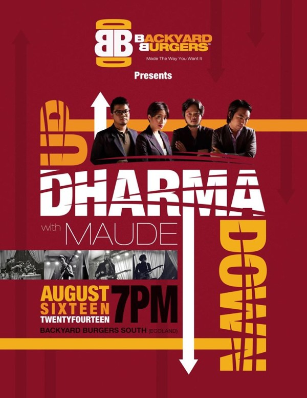 Up Dharma Down in Davao