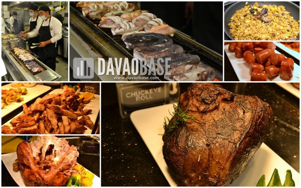 Vikings meat dishes grill roast