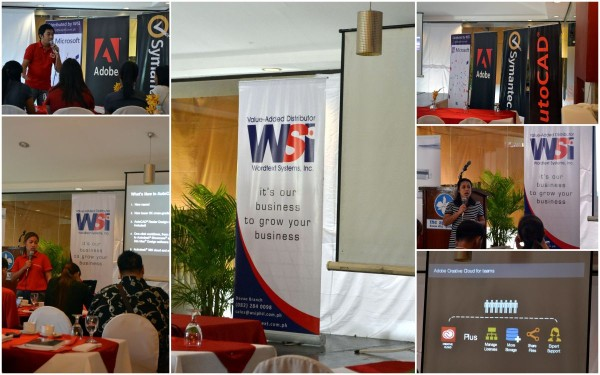 WSI Technology Tour in Davao at the Apo View Hotel