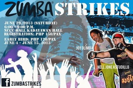 Zumba Strikes