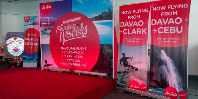 airasia flights from davao to cebu clark caticlan puerto princesa davaobase featured