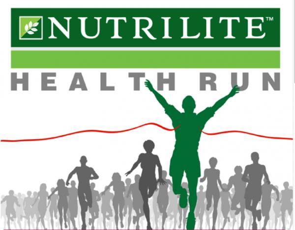 amway nutrilite health run 2017 davao city