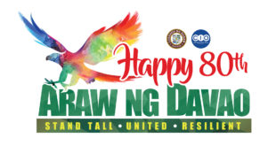 araw ng davao 2017 schedule of events and activities logo