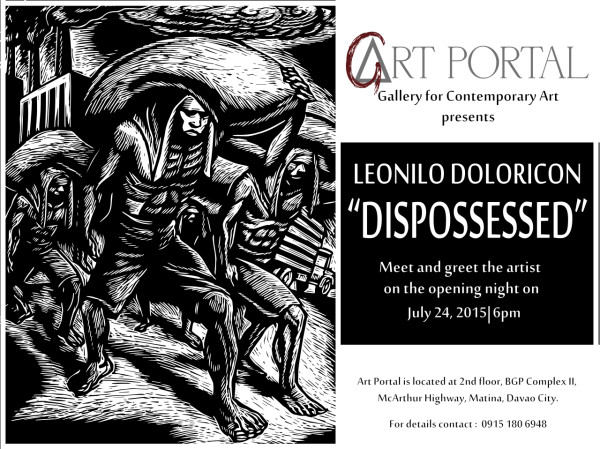 art portal dispossessed leonilo doloricon
