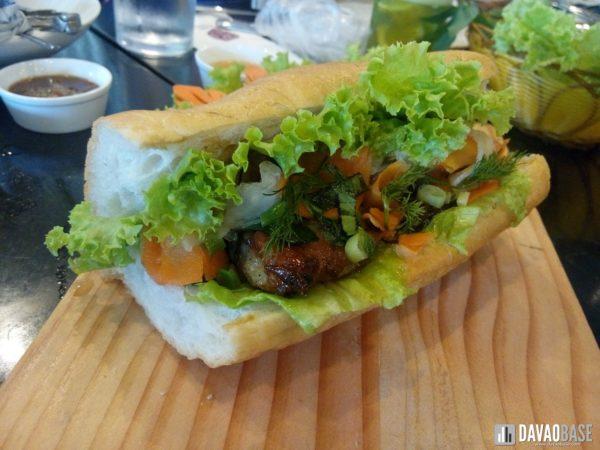 banh mi Hanoi Vietnamese Cuisine