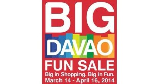 big davao fun sale poster