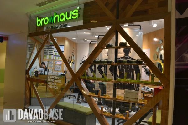 Browhaus Davao