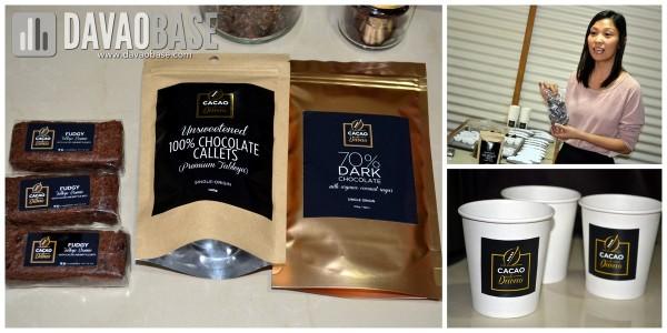 cacao de davao chocolate tasting dfat 2014