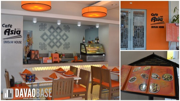 Cafe Asia in Metro Lifestyle building