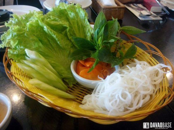 cha nuong ingredients Hanoi Vietnamese Cuisine