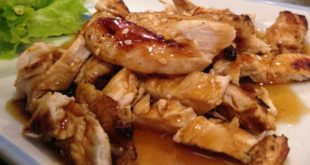 Tomodachi Chicken Teriyaki
