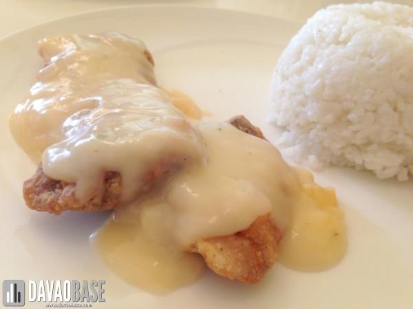 Nonong Grill Chicken White Sauce