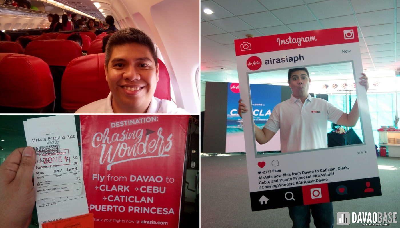 chito airasia flights from davao to cebu chasing wonders