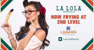 churreria la lola davao sm lanang premier 2nd floor