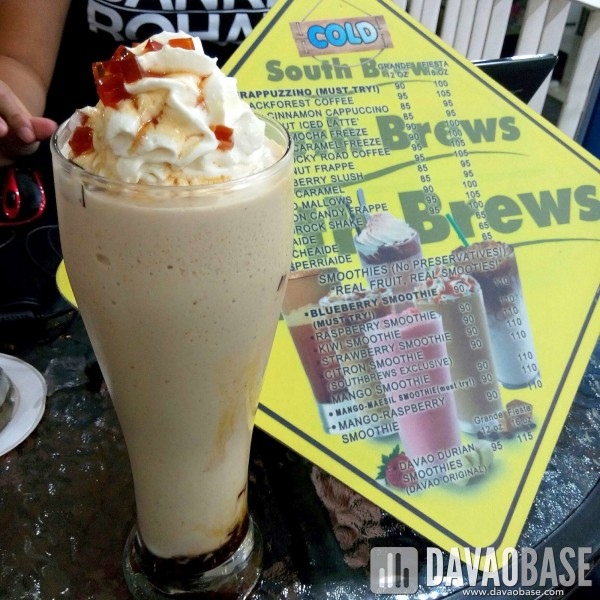 South Brews cold coffee