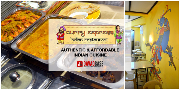 Curry Express Indian Restaurant in Davao City