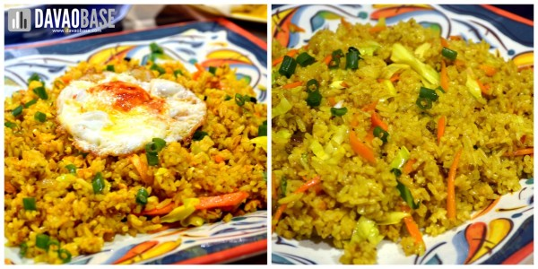curry express fried rice