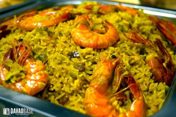 curry express shrimp biryani