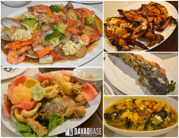 Dampa Davao food