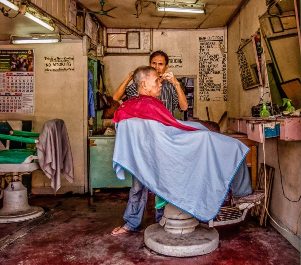 Crooked Road was the hair styling capital of Davao City
