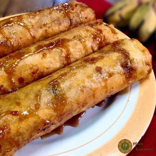 Turon: That's how we roll [Image from Pinoy Kusinero]