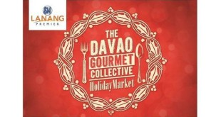 davao gourmet collective holiday market poster
