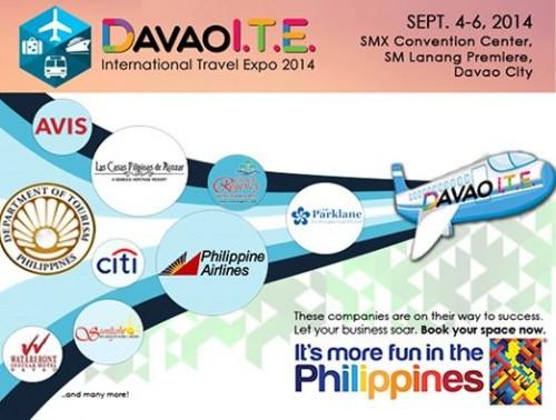 davao international travel expo september 4-6 2014 smx convention center