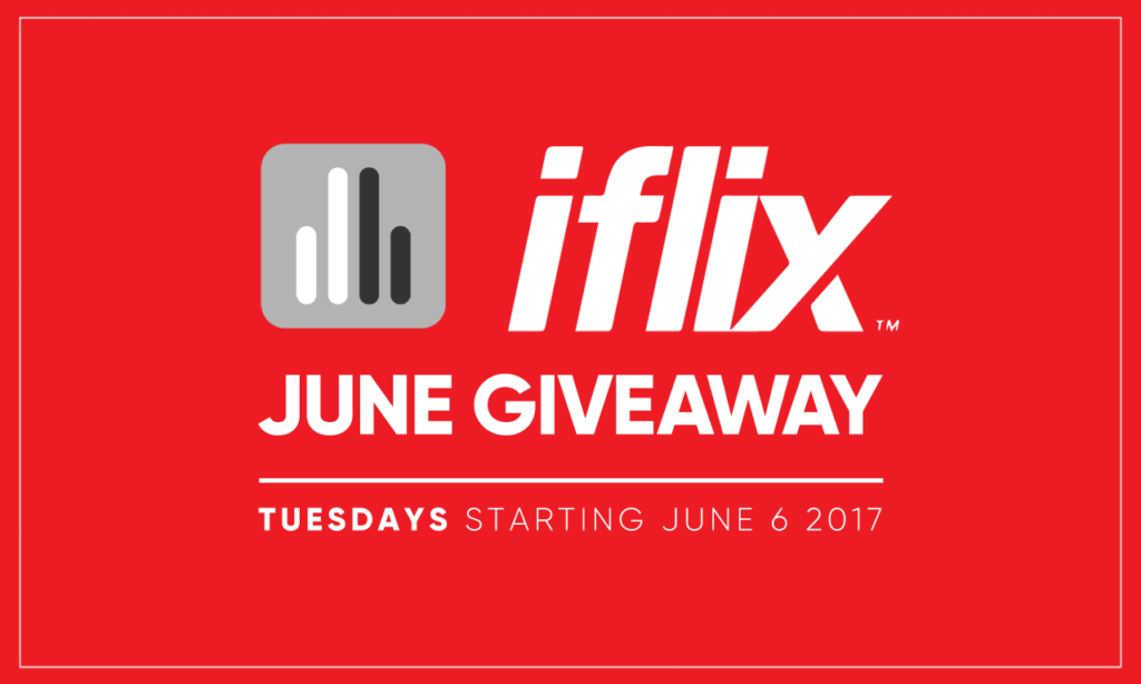 davaovase june giveaway iflix voucher code for 6 months
