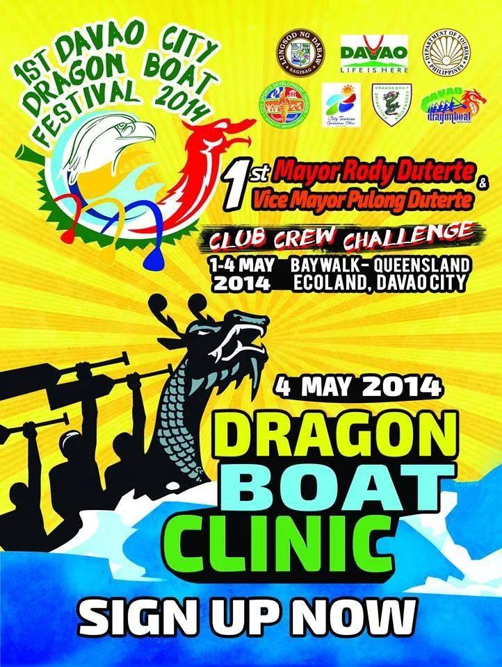 Dragon Boat Clinic Davao