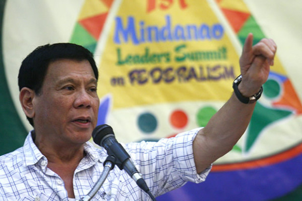 Is Rody Duterte going to run as president come 2016? [ [Image source: Mindanao Daily News]