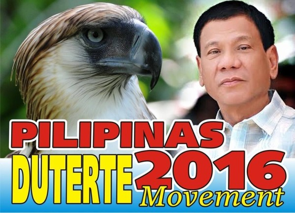 Duterte For President 2016 [source]