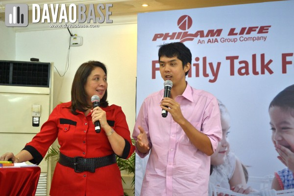 Ms. Maribel Dionisio and her son share useful parenting tips and effective discipline tools at home