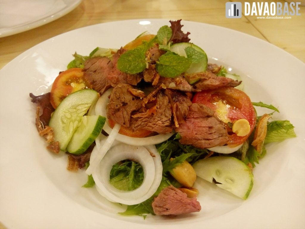 flavors of asia thai beef salad