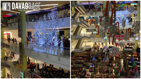 Gaisano Mall Christmas Tree