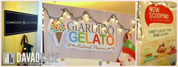 giardino gelato abreeza mall davao
