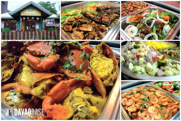 glamour crab buffet davao city tour