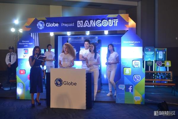 globe one digital nation prepaid hangout booth