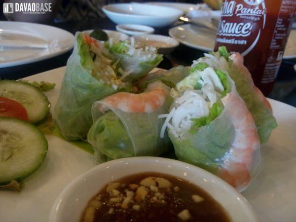 goi cuon at hanoi vietnamese cuisine davao